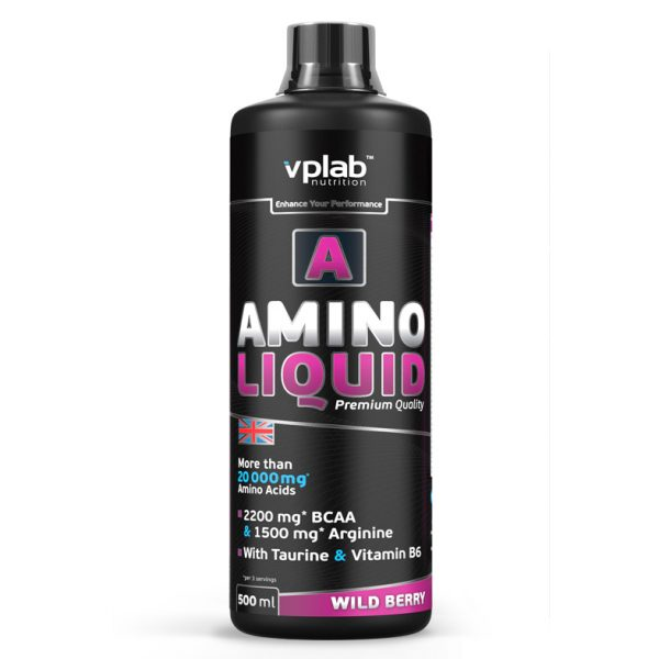 VPLab Amino Liquid 500 ml