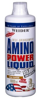 Weider Amino Power Liquid 1 liter