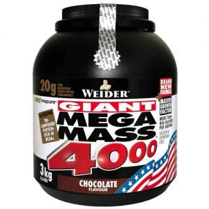 Weider Mega Mass 4000 3 kg