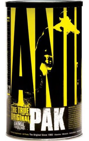 Universal Nutrition Animal Pak 44 пакета