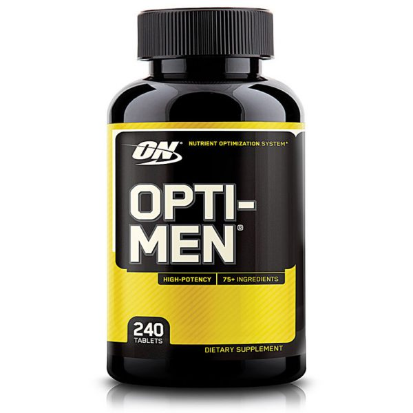 Optimum Nutrition Opti-men 240 капс