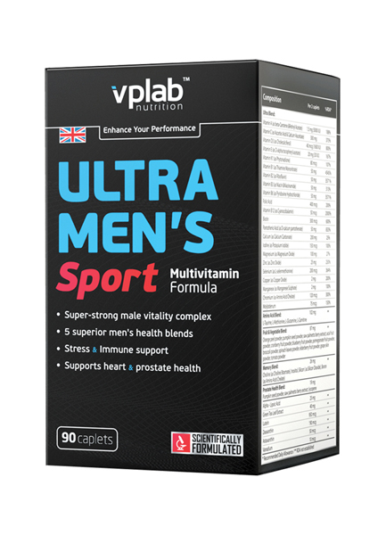VPLab Ultra Men's 90 капс