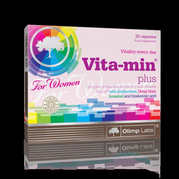 Olimp Vita-Min Plus для женщин 30 капс