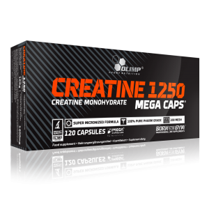 Olimp Creatine Mega Caps 120 капсул
