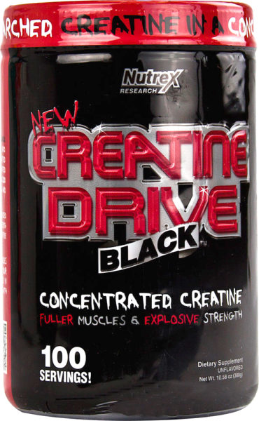Nutrex Creatine Drive Black 300 g