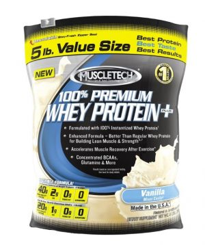 Muscle Tech 100% Premium Whey Protein