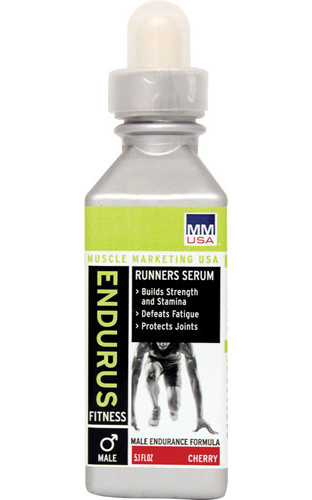 MMUSA Endurus Runners Serum Male 150 мл
