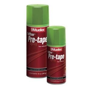 p  mueller pre tape spray