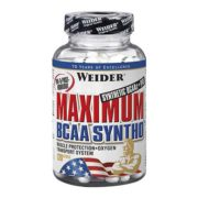 Weider Maximum BCAA Syntho 120 caps
