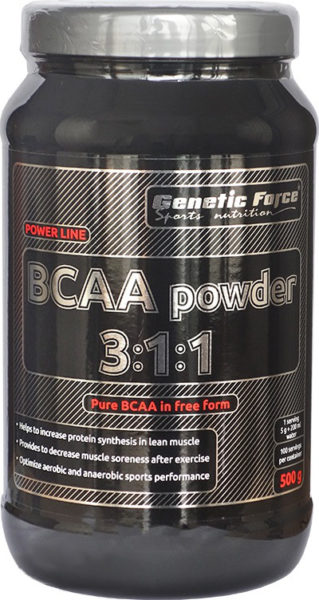 Genetic Force BCAA 3:1:1