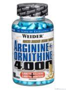 Weider Arginine+Ornithine 4000
