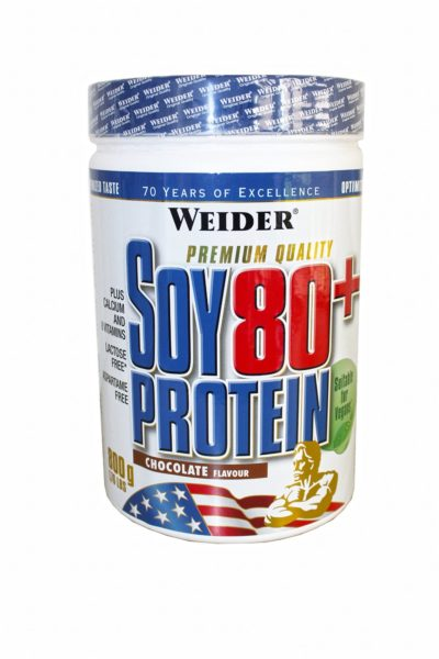 Weider Soy 80+ Protein