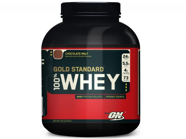 Optimum Nutrition 100% Whey Gold Standard 2,27 kg (2270 g)