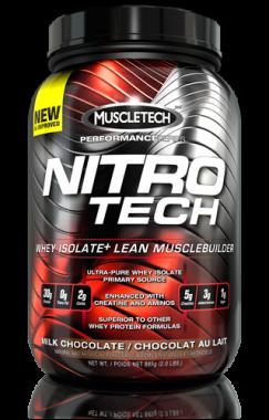 Muscle Tech Nitro Tech 908 г