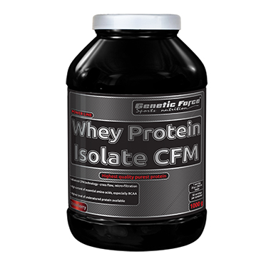 Genetic Force Whey Protein Isolate CFM 1 кг