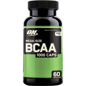 Optimum Nutrition BCAA 1000 60 капс