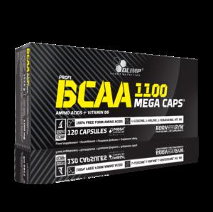 Olimp BCAA Mega Caps 1100 120 капс