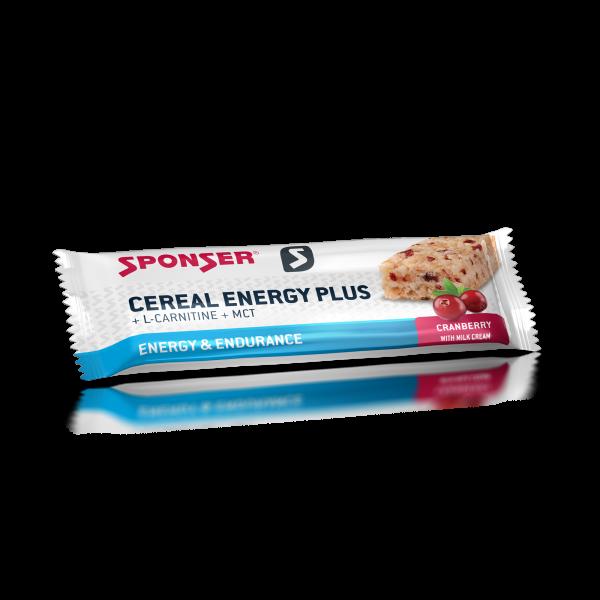 CerealEnergyPLUS Cranberry