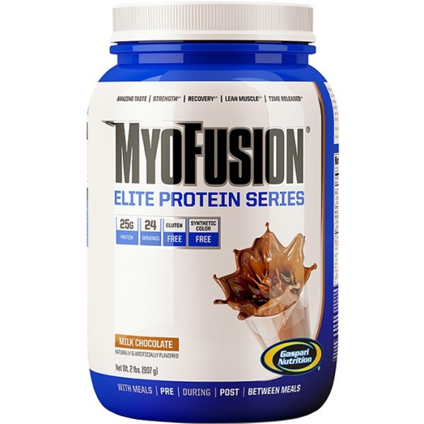 Gaspari Nutrition MyoFusion Elite Protein Series 908 g