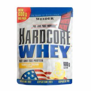 Weider Hardcore Whey 600 g