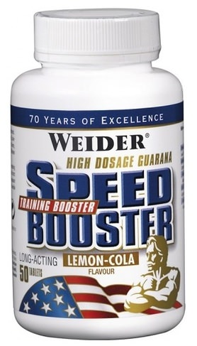 Weider Speed Booster 50 таб
