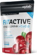 VPLab Fit Active Fitness Drink + CoQ10 500 г