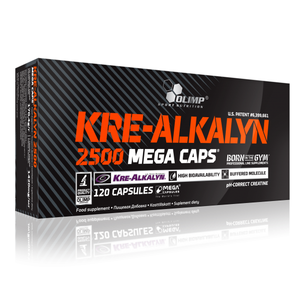 Olimp Kre-Alkalyn 2500 Mega Caps 120