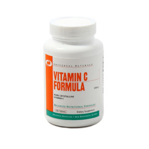 Universal Nutrition Vitamin C Formula 100 таб
