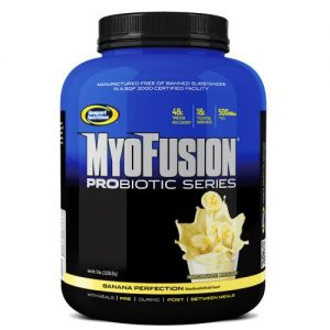 Gaspari Nutrition MyoFusion Probiotic Protein Series 2270 g