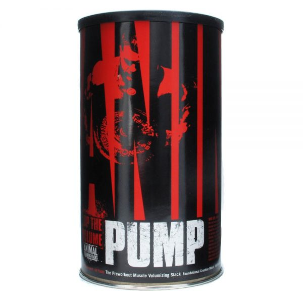 Universal Nutrition Animal Pump 30 пак