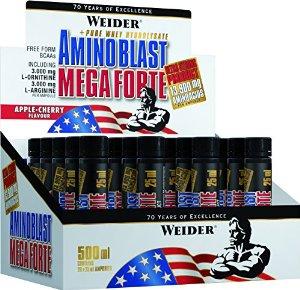 Weider Amino Blast Mega Forte 20 x 25 ml