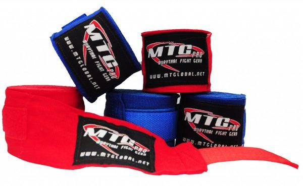 MTG бинты для тайского бокса 5 м