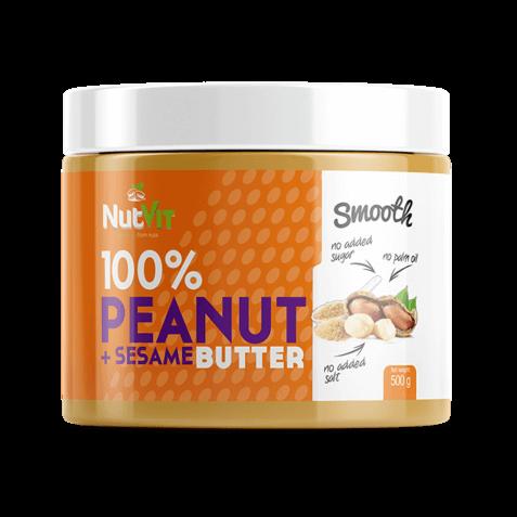 nutvit  peanut butter sesame  g