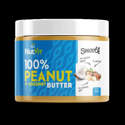 nutvit  peanut buttercoconut  g