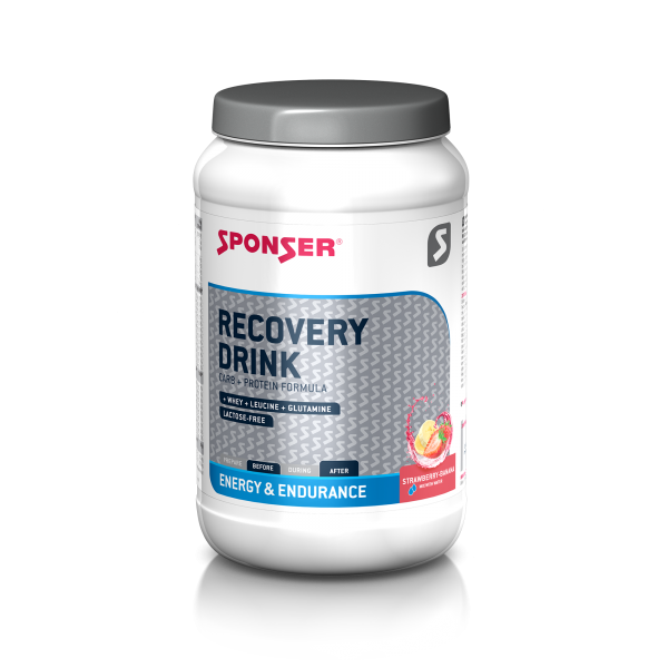 Recovery Drink Strawberry Banana