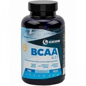 G.E.O.N. BCAA 411 (150 таблеток)-900x900