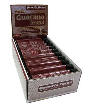 genetic force guarana liquidml