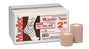 mueller mlastic tape cm