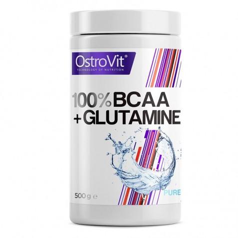 bcaa glutamine g