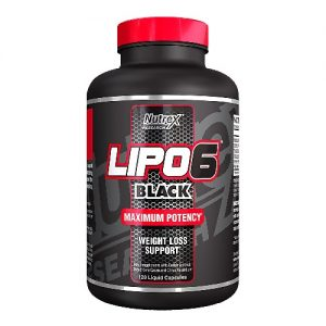 nutrex lipo  black  caps