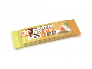 Батончик протеиновый (энегретический) груша 60 гр protein_rex