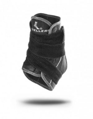 hg premium soft ankle brace with straps
