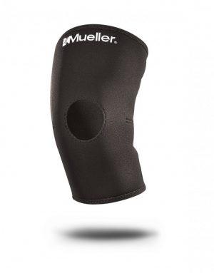 open patella knee sleeve f