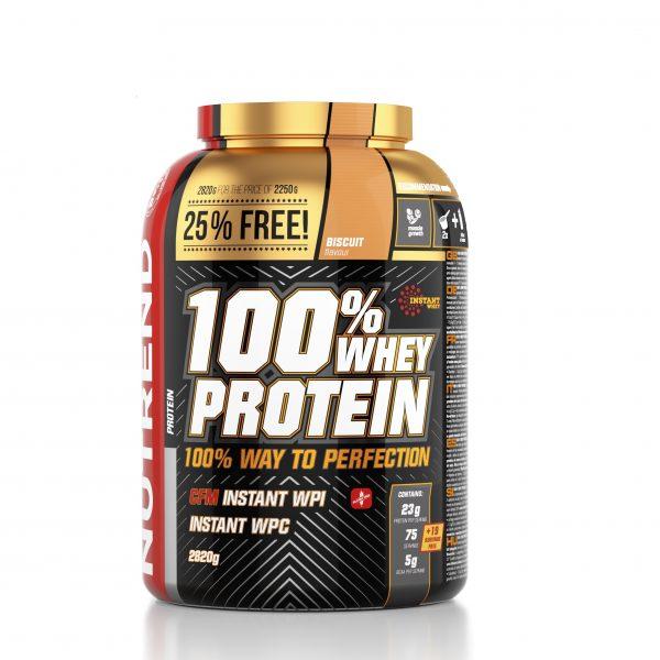 Whey Protein  g Free