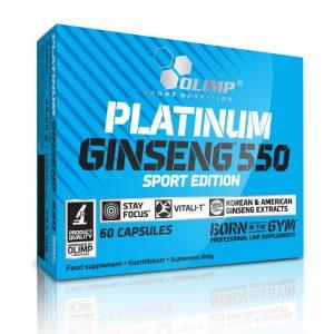 platinum ginseng  sport edition  kaps