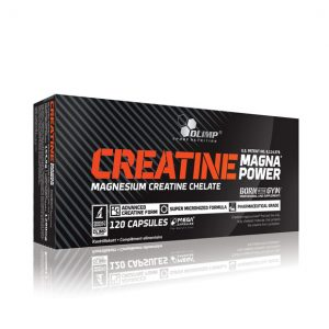 olimp creatine magna power  caps
