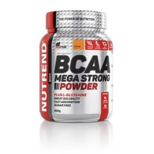 bcaa mega strong powder g orange vs   vr min